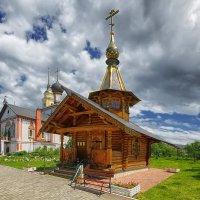Коломна. Ново-Голутвин монастырь :: mila