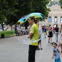 Мыльные пузыри-12. :: Руслан Грицунь