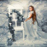 Прикосновение Зимы :: Ирина Слайд