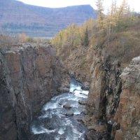 ущелье реки нералах :: Анна Карлова