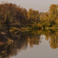 Осенняя рыбалка :: Альмира Юсупова