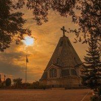 Свято-Никольский храм. Севастополь. :: Виктор Мороз