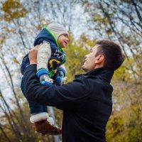 папа с сыном :: Viktor Marvel