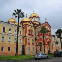 Ново-Афонский монастырь :: Константин Симонов