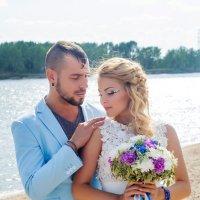 Пляжная свадьба :: Лидия Орембо