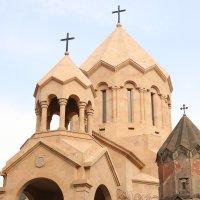 армянская церковь :: Армен Джавакян