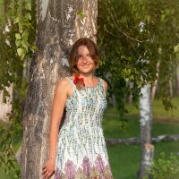 Портрет девушки :: Роман Суханов