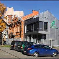 Новый подход к старому зданию. :: Роланд Дубровский