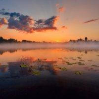 Багровеющие небеса... :: Roman Lunin