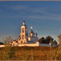 крестное знамение :: Дмитрий Анцыферов
