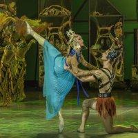 """Сцена из балета: """"Не ревнуй меня к Бродвею"""" :: Владимир Максимов"""