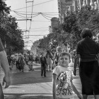Мужичок. :: Надежда Ивашкина
