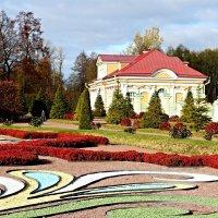 Картинный дом - памятник петровского барокко, построенный в начале XVIII века :: Елена Павлова (Смолова)