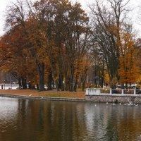 Верхнее озеро :: Дмитрий Лебедихин