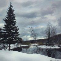Осень на Сигиляше.. :: Алексей Макшаков
