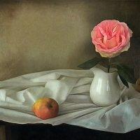 Жила, была роза-2 :: Алина