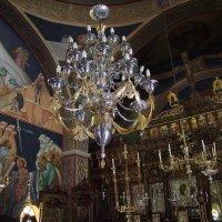 В католическом храме :: Людмила Огнева