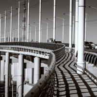 *Губернаторский* мост :: Хась Сибирский