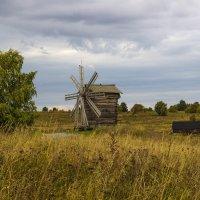 Остров Кижи - музей деревянной архитектуры. :: Андрей Князев