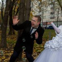 Мыльные пузыри :: Олег Сазонов