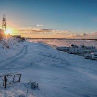 Зима подкралась не заметно!!! :: Олег Кулябин
