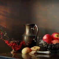 Красные яблоки :: Natali K - НатальЯ* -