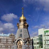 Памятник русским гренадерам, павшим в бою под Плевной :: aqbar aqbar