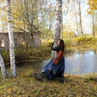 Эта теплая винная осень :: Mariya laimite