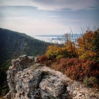 Гора Стрельная,Жигули :: сергей агаев