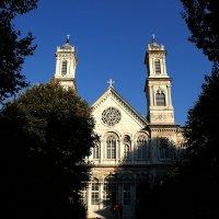Церковь Святой Троицы (1882 г.) в Стамбуле :: Денис Кораблёв