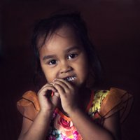 Тайская девочка :: Екатерина Короткова