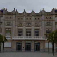 старейший музей города Фигераса :: Таня Фиалка