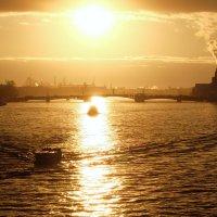 Закат по Питерски..) :: tipchik