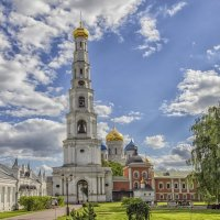 Храм во имя Усекновения главы св. Иоанна Предтечи :: Марина Назарова