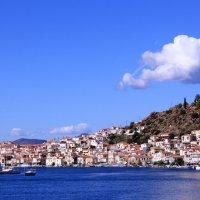 о. Порос, Греция :: Irene Lykhozhon