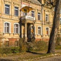 Старый дом Тильзита :: Игорь Вишняков