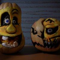 Веселого Хэллоуина! :: Виктория Саванова