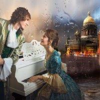 «Осень Петербурга, я влюблен в тебя ...» :: vitalsi Зайцев