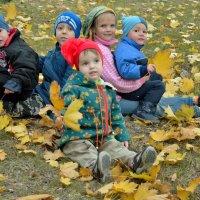 осень на пороге... :: Мария Климова