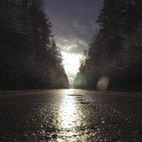 закат :: Андрей Дыдыкин
