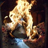 Пламя :: BoxerMak Mak