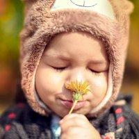 Как пахнет цветочек. :: Ирина Боярко
