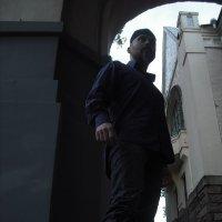 В арке :: Денис Бугров