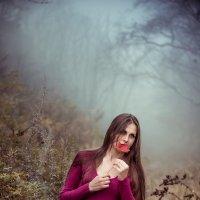 Юлия в тумане :: Lyusine Ignatova