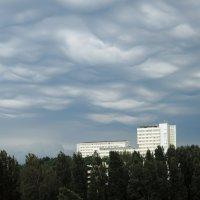 Еще раз о необычном небе.. :: Леонид
