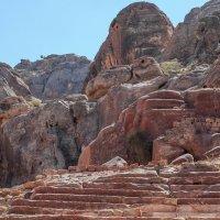 В горах Иордании :: Николай Танаев