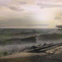 Море штормит :: Ольга Назаренко