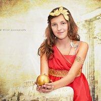 Греческая Богиня :: Юлия Дмитриева