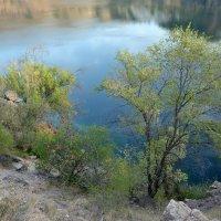 Голубое озеро. :: Raisa Ivanova