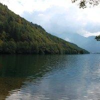 Озеро ... :: Владимир Икомацких